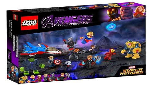 Lego Marvel Avengers 4 Set Photoshop Wwwyoutubecom
