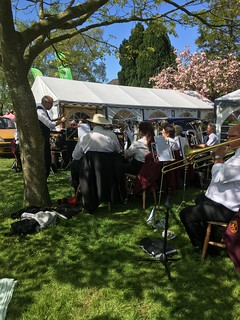 Batemans Food and Drink Festival | by Alford Silver Band