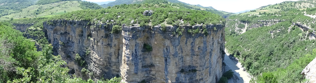 Image result for The Osumi Canyons albania