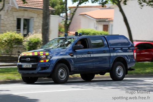 gendarmerie ford ranger infos gendarmerie maritime mi flickr. Black Bedroom Furniture Sets. Home Design Ideas