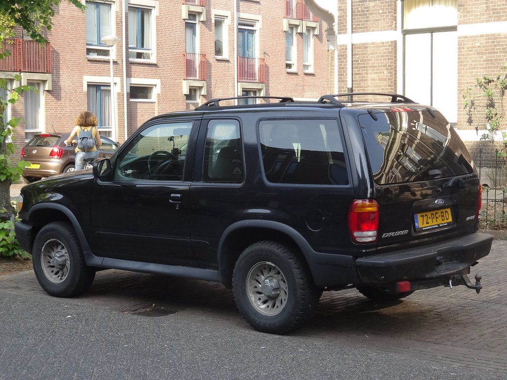 1999 ford explorer sport by harry nl