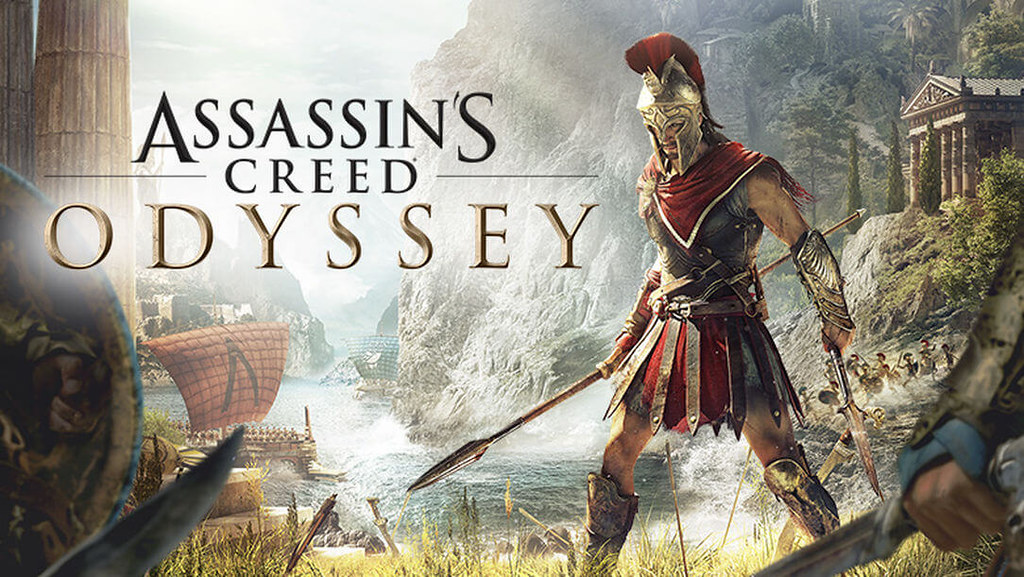 Assassin's Creed Odyssey Level 70