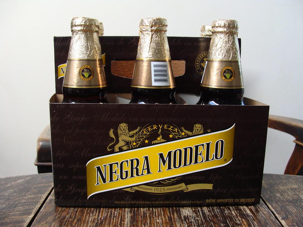 negra modelo first brewed in tacuba mexico in 1925 model flickr