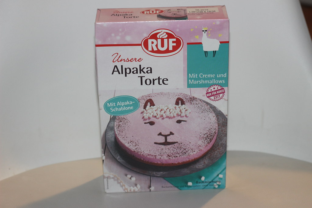 Ruf Alpaka Torte Limited Edition Like The Grand Canyon Flickr