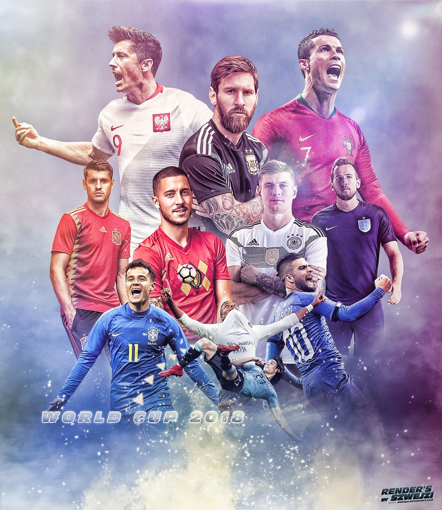 World Cup 2018 Wallpapers Tablet 2 Can Dc Flickr