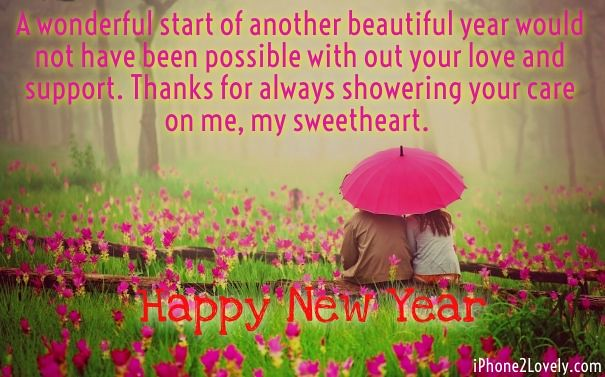 happy new year 2018 quotes romantic new year wishes quotes for boyfriend happynewyear