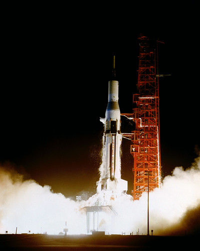 Saturn I SA-8 Mission Launches with Pegasus 2 | by NASA on The Commons
