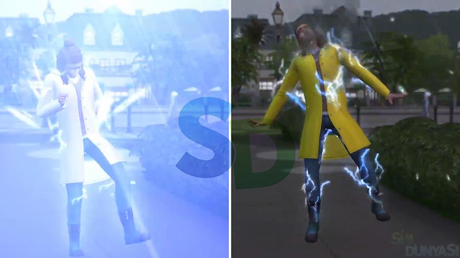 The Sims 4 Seasons Multiple Death Types Birden Fazla Ölüm Çeşidi