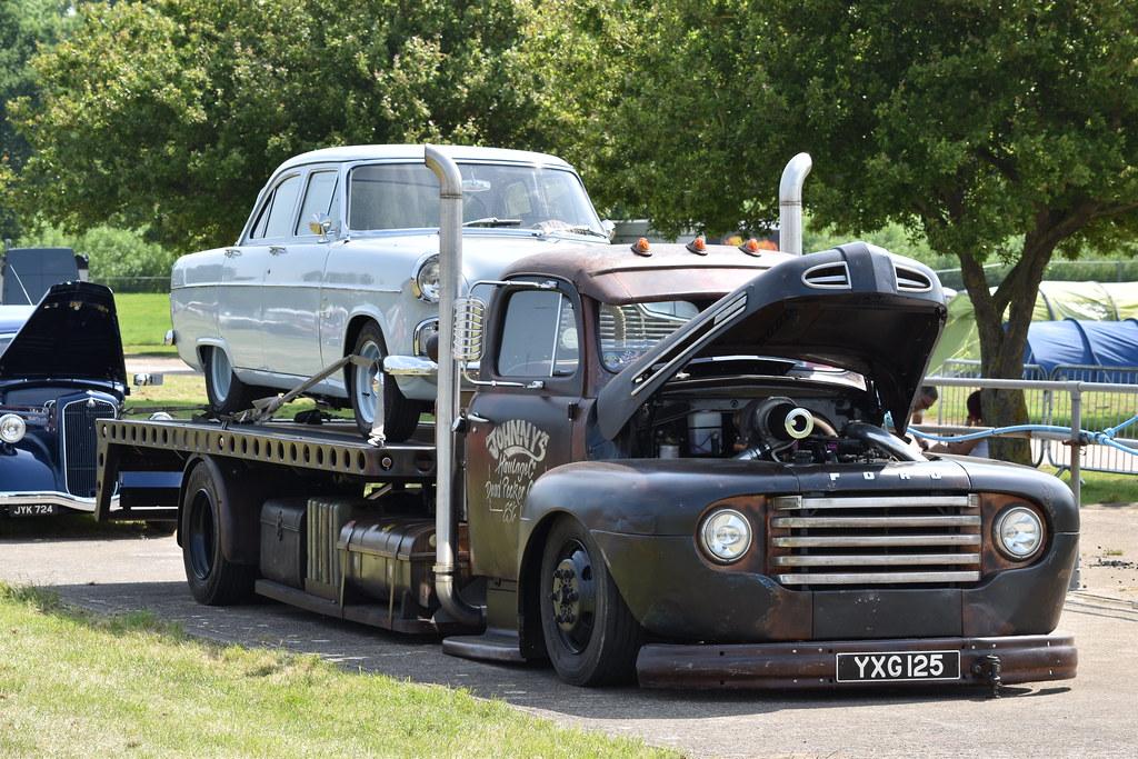 American Custom Car Show England Satchfan Flickr - Car show england