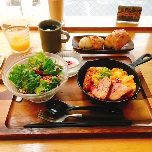 バッケン 鹿児島 朝食 2018/6/7