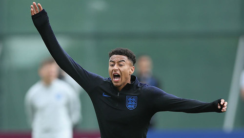 Southgate has given us freedom - Lingard expects England to play without fear | by dsoccermaster
