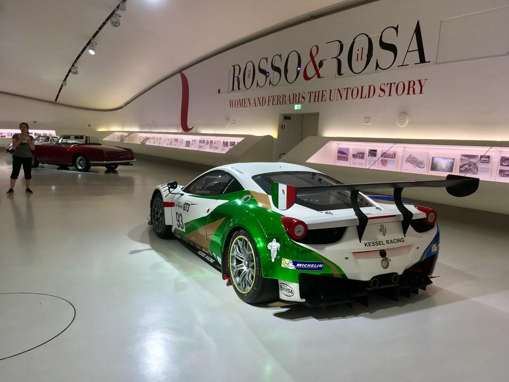 Ferrari Museum in Italy