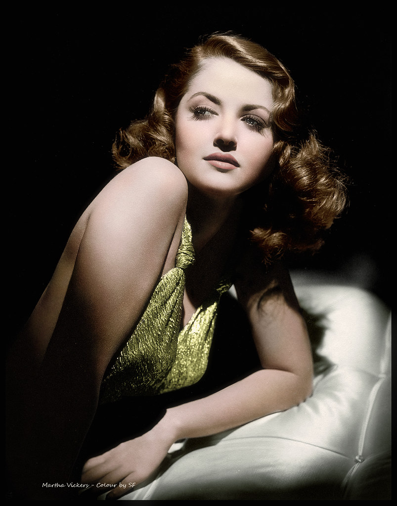 pictures Martha Vickers