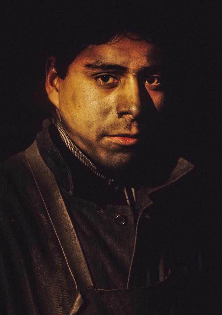 Silversmith, SAntiago, Chile, 1988 | by Marcelo  Montecino