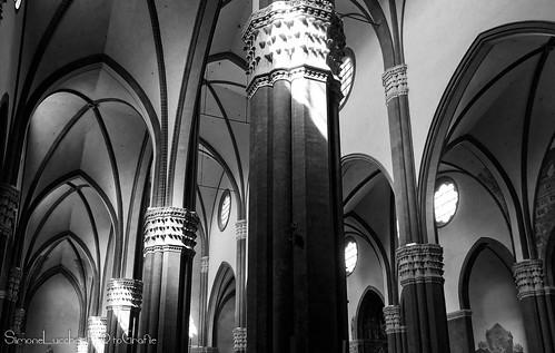 Navate basilica di san petronio bologna l 39 interno for Interno 1 bologna