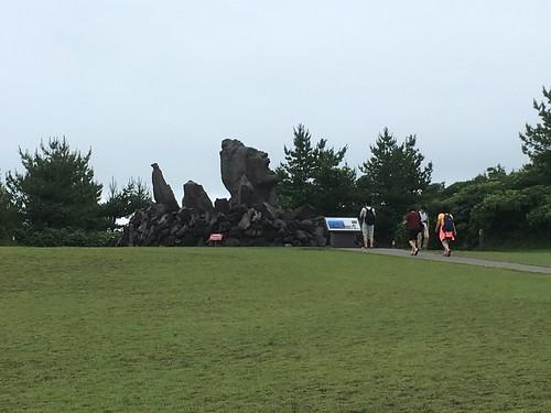桜島 赤水展望広場