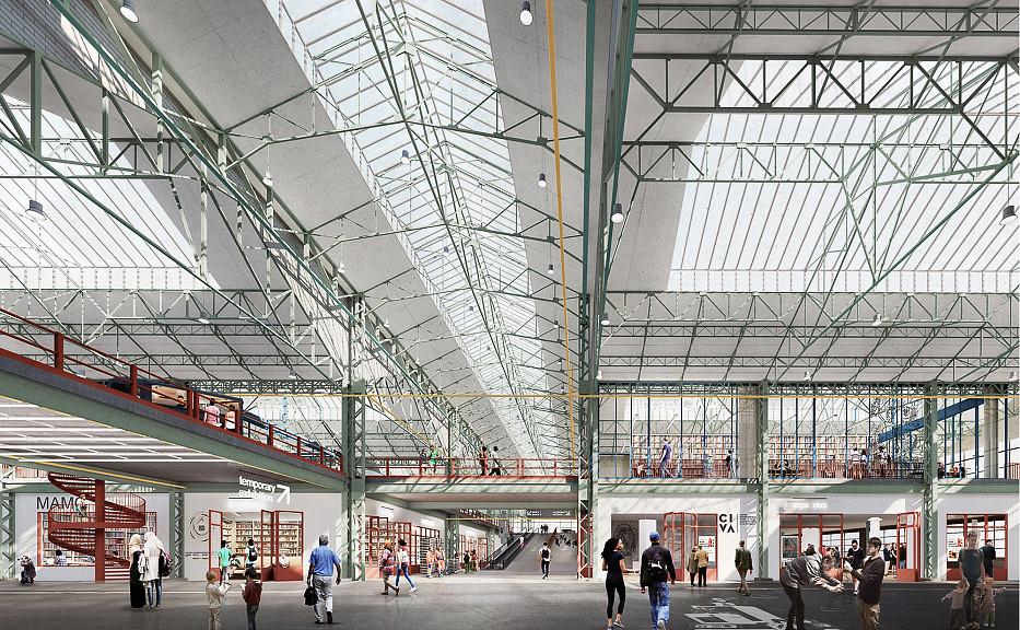 Bureau Architecture Bruxelles : Image du bureau d architecture em n zurich «une scène pou flickr