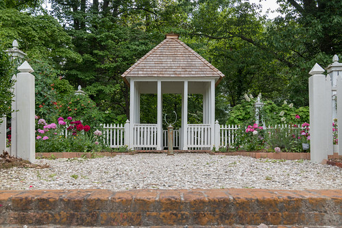 Colonial Garden Gazebo May 2018 | by Puddin Tain