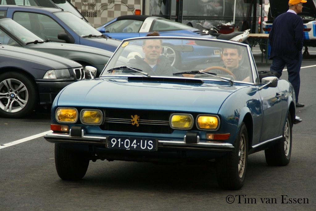 Peugeot 504 1971 Timvanessen Flickr