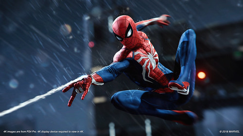 Marvel's Spider-Man - 3 | by PlayStation.Blog