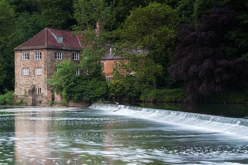 Fulling Mill Durham City Been About Two Years Since I Ve T Flickr