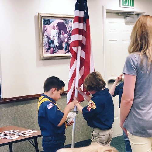 Cub Scout Pack Meeting | by Emmymom2