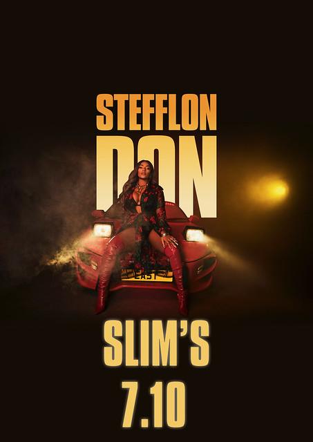 Stefflon Don | by McPongolstein