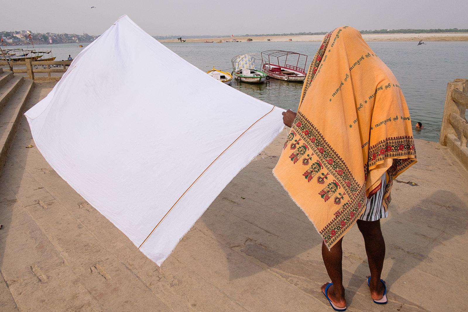 Varanasi, India | by f.d. walker
