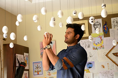 Sammohanam Movie Working Stills