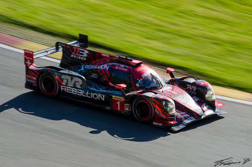 Rebellion racing rebellion r13 gibson rivage spa - Rebellion r13 ...