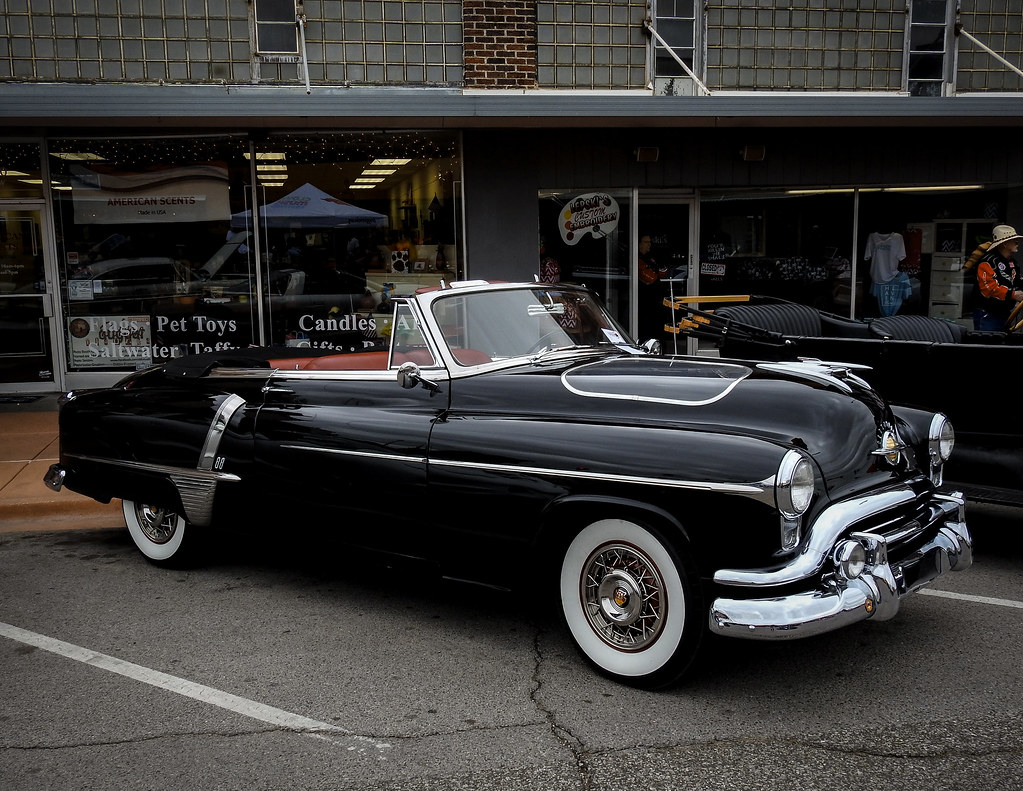 1951 Oldsmobile 88 Convertible Duggar11 Flickr 1950s American Cars By