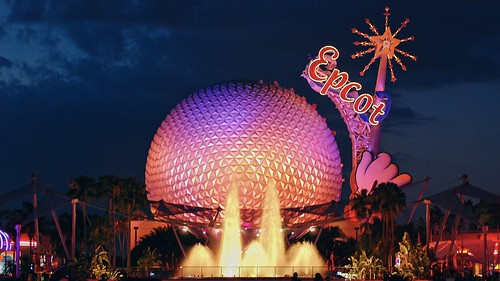 Epcot SpaceShip Earth June 2007 | by cdbendele