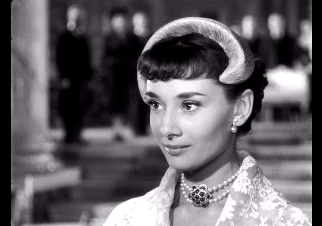 Audrey Hepburn Roman Holiday 1953 This Classic Romantic Flickr