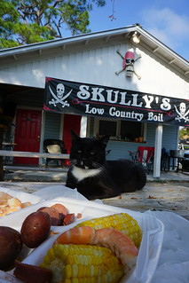 Skully's Low Country Boil Restaurant, Cape San Blas, Florida, May 18, 2018 | by JenniferHuber