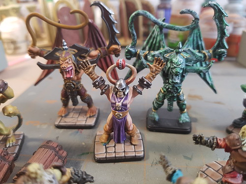 Heroquest models | by wagenerandi