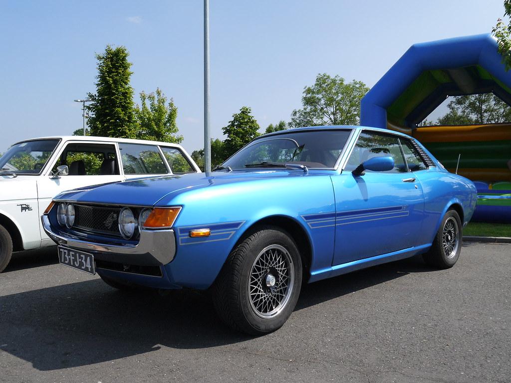 Toyota Celica 1600 St 1975 Datum Eerste Toelating 09 04 1 Flickr By 929v6