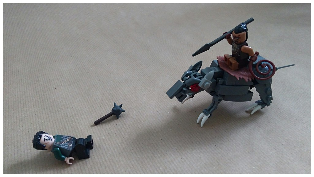 Battle Rat Strikes So I Build Another Entry To Summer Jo Flickr