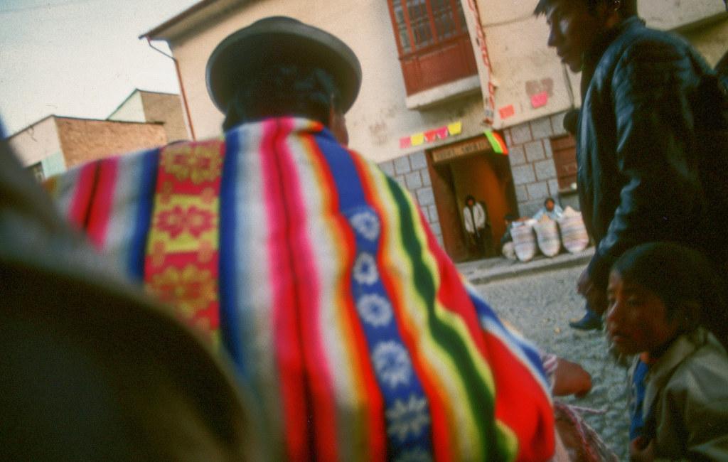 Dusk, La Paz, Bolivia, 1992? | by Marcelo  Montecino