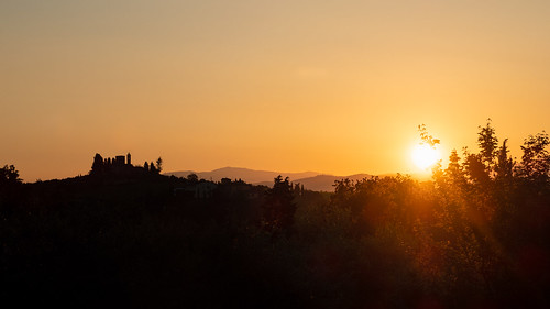 Tuscany Sunrise | by einsenfei