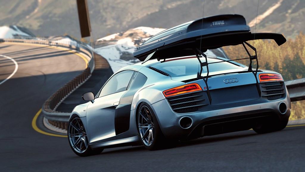 Forza 7 2013 Audi R8 V10 Plus 52 Fsi Quattro Twitter Flickr