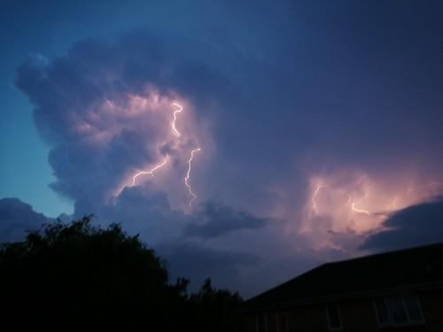 Obligatory Lightening Shot | by Jamie Kitson