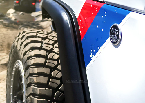 Test pneu tire KM3 BFGoodrich USA jeep off road avec Cars Passion | by dsgforever