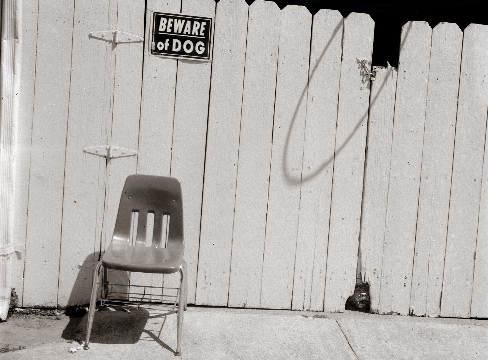 Beware | by efo