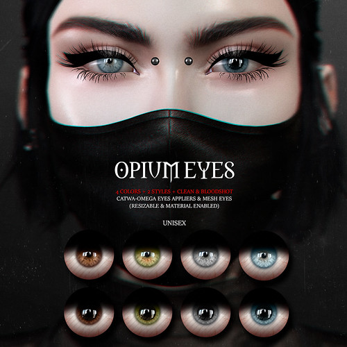[ Conviction ] Opium Eyes - Lookbook | by [ Conviction ]