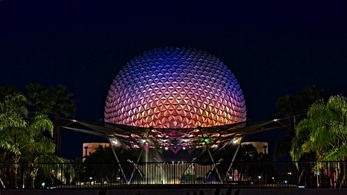 Spaceship Earth August 2008 | by cdbendele