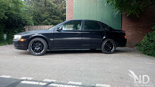 "Volvo S80 2.4T 19"" Monaco Mirabeau wheels 