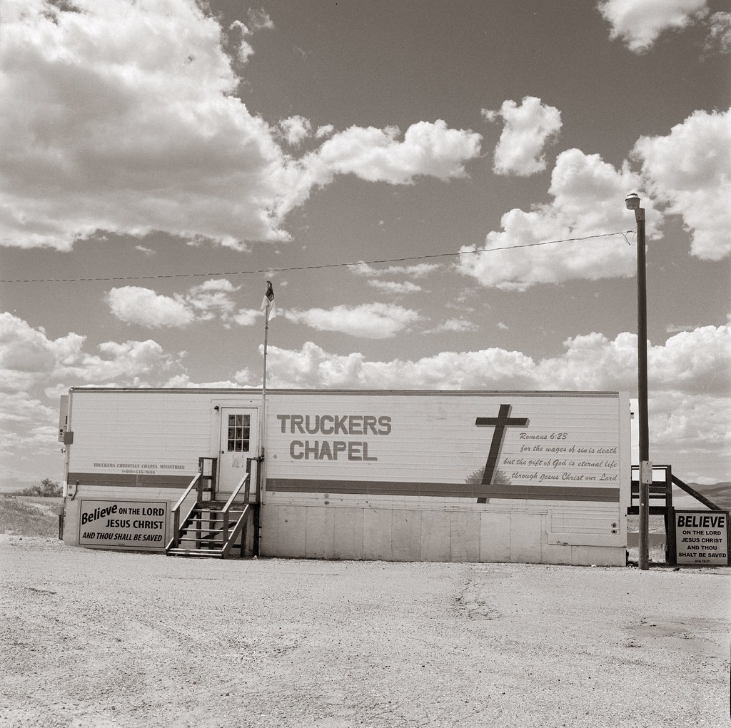 Truckers Chapel | by efo