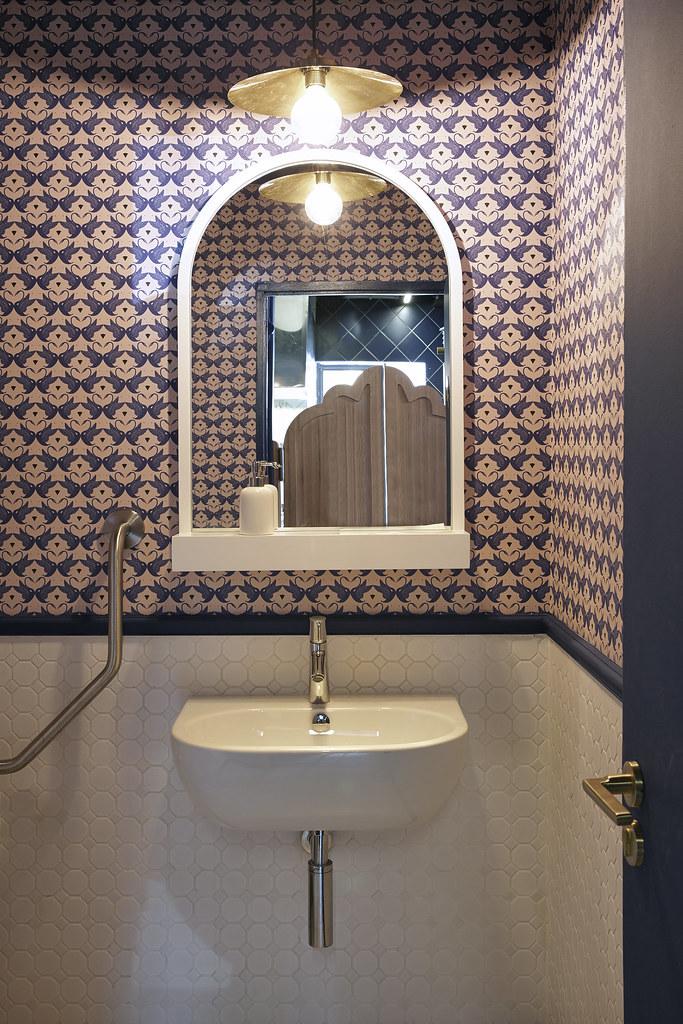 12 Bathroom Swan Cafe Interior Design By Haldane Martin Flickr