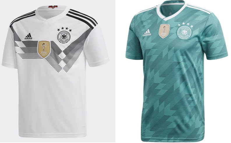... World Cup 2018 Kits - Germany  2d5db395a