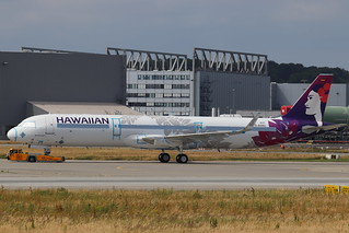 A321neo Hawaiian Airlines N213HA | by XFW-Spotter